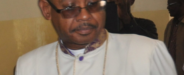 AMEC re-assigns Bishop Messiah to 17th Episcopal District
