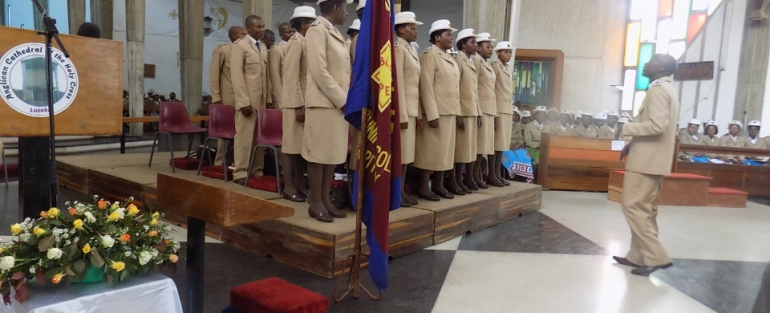 19 Salvation Army Officers commissioned