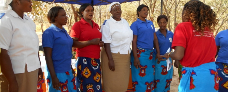 Salvation Army Women fundraise for Chikankata Hospital