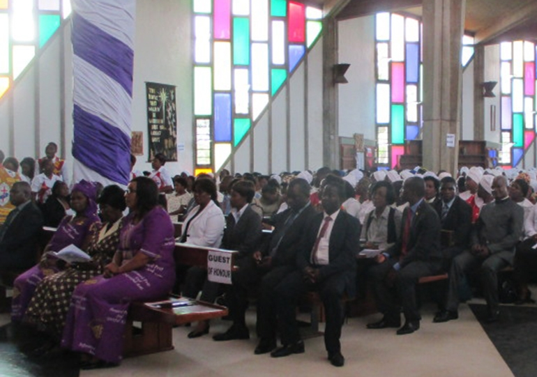 Zambia Commemorates 2016 World Day of Prayer