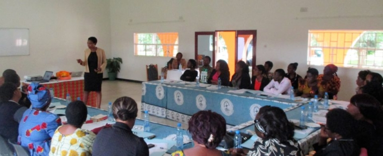 Member Churches discuss natural resource management
